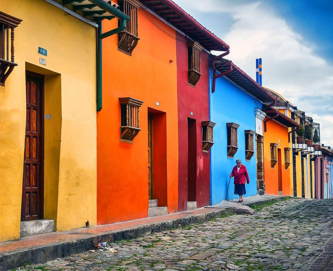 KOLUMBIA 3 DNI