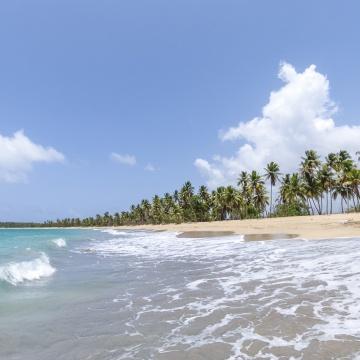 Góra Czarownic  + plaża Limon